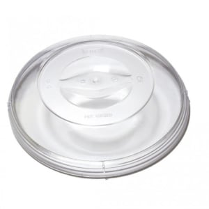 Tapa para plato llano de policarbonato