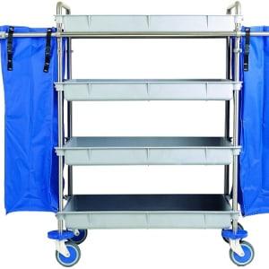 Carro para transporte de lencería MOD-10