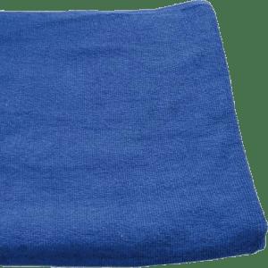 Toalla de ducha Eco Lisa azul marino