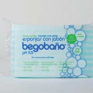 Esponja Begobaño 24uds.