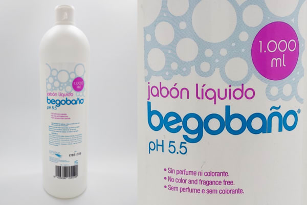 Jabón líquido Begobaño 1000ml