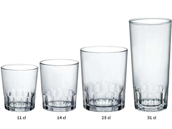 Vaso de cristal Saboya