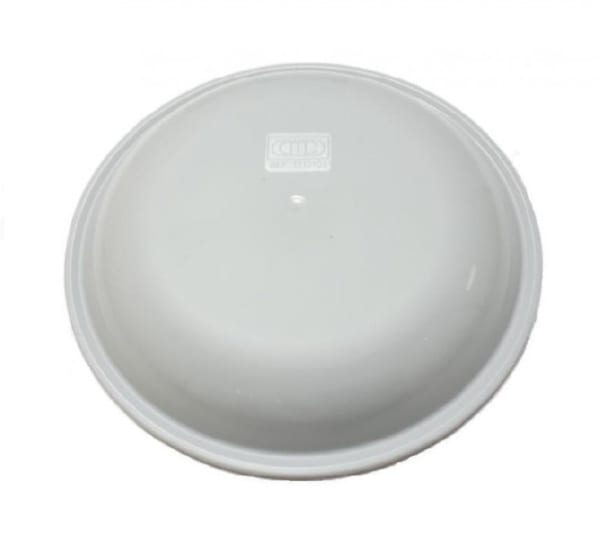 Tapa hermética para plato de 22cm de policarbonato