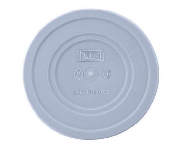 Tapa para bol de polipropileno de 135x12mm