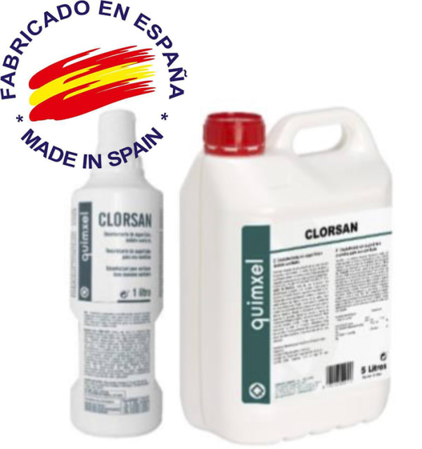 Desinfectante Clorgel