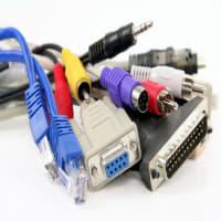 Imágen del Departamento Cables y Adaptadores