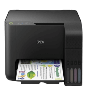 Imagen de EcoTank L3110 | Impresora Multifuncional