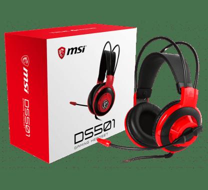 DS501 | Gamer Headset