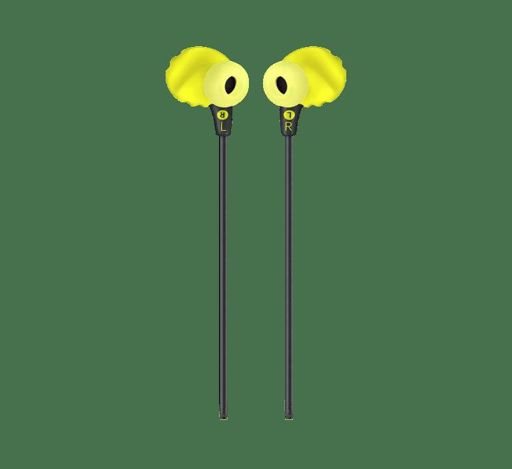 Auriculares Endurance Run (Amarillo)