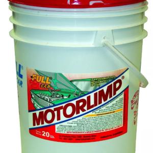 Full Car Motorlimp Desengrasante Limpia Motores 20lts