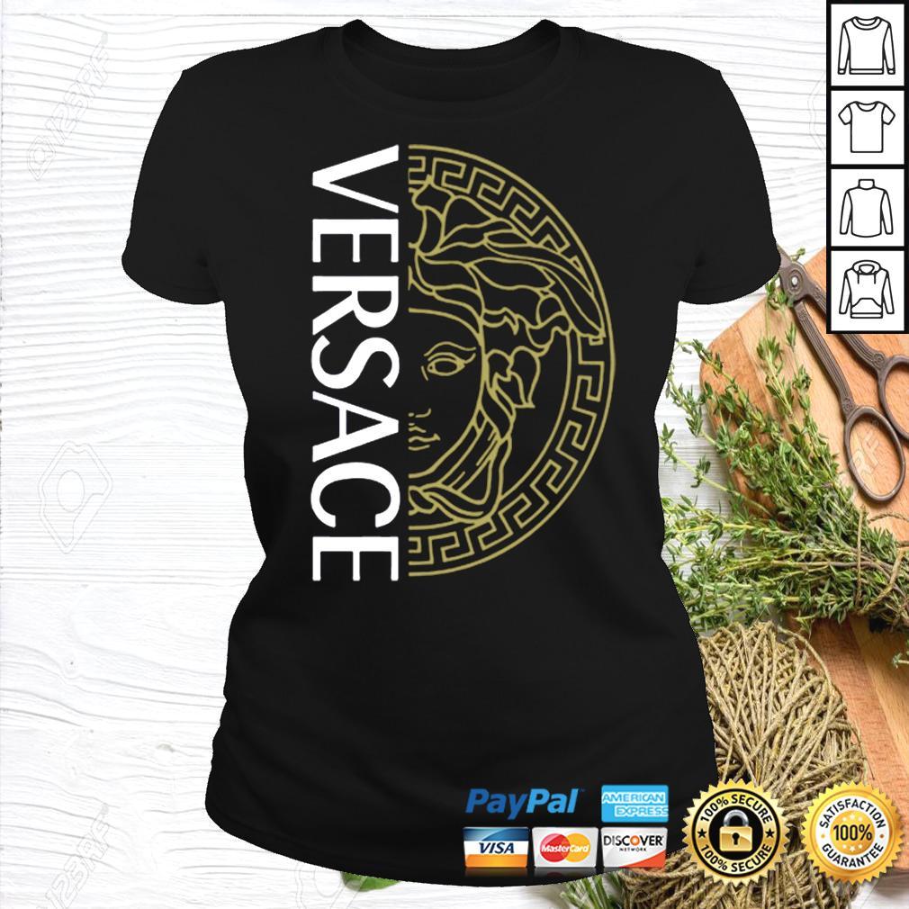 Versace shirt Versace Logo Shirt Versace Tshirt Versace Inspired t shirt Hypebeast shirt Classic Ladies Tee