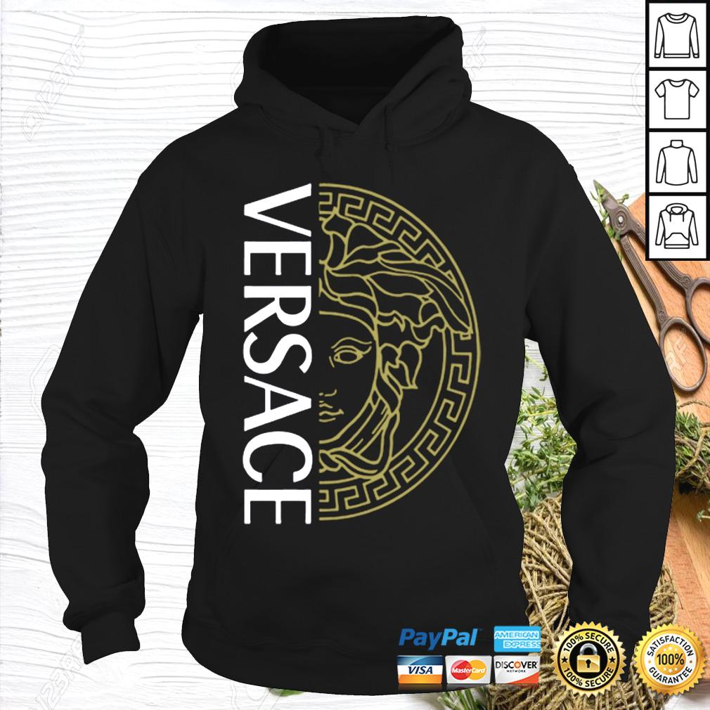 Versace shirt Versace Logo Shirt Versace Tshirt Versace Inspired t shirt Hypebeast shirt Hoodie