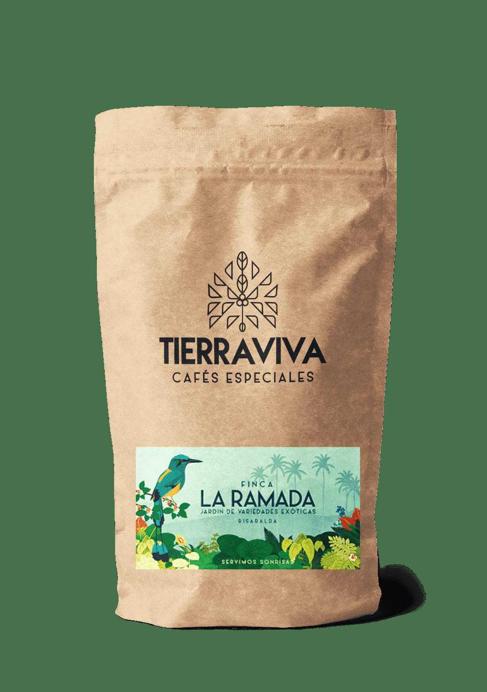 La ramada | Tierraviva está hecho de sonrisas. Nos mueve la idea de que los cafés especiales son un vehículo de felicidad; desde nuestros caficultores quienes reciben remuneración justa, hasta nuestros consumidores quienes disfrutan tazas increíbles