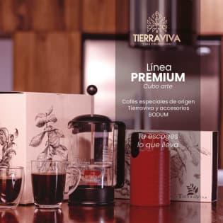 KITS LINEA PREMIUM 3 SIN PRECIO | Trabajamos directamente con pequeños y medianos caficultores de CAFÉS ESPECIALES en muchas regiones de Colombia. Cada mes, te traemos lo mejor