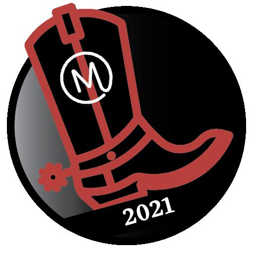The 2021 Cowboy Walkathon for Kids badge