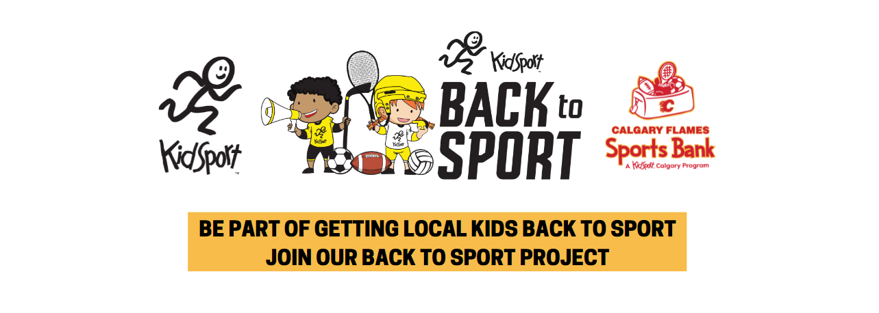 Back to Sport Community Challenge banner photo