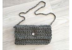 Skuldertaske, Home made, Lækre hjemmelavede tasker sælges Faste priser Kan bestilles i andre farv.