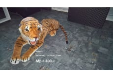 Stor Tøj Tiger