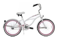 Pigecykel, cruiser, andet mærke, Micargi, 20 tommer hjul, 0 gear, Pris nedsat Børnecykler fra 4.