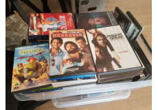 3 blue-ray, Blu-ray, action, Sælger 3 forskellige Blue-ray: - The Hobbit - An unexpected journey.