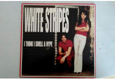 LP, White Stripes, I think I smell a hype, Rock