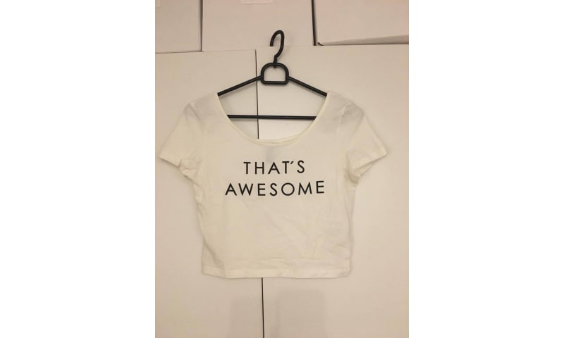 T-shirt, H&M, str. 36