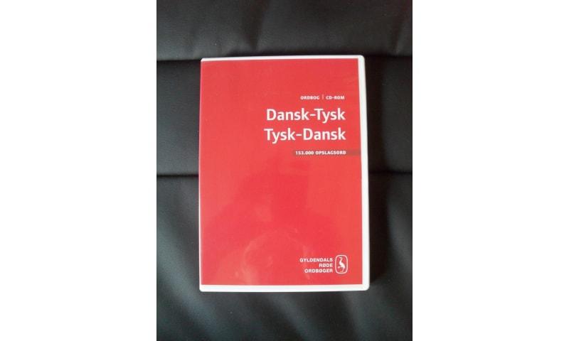 dansk tysk ordbog online