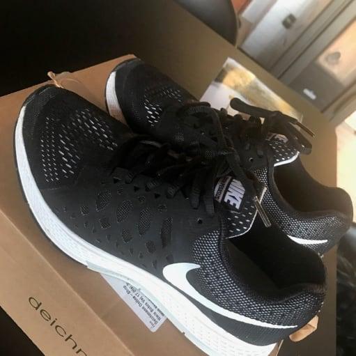 Fritidssko, str. 38, Nike, God men brugt, Jeg sælger mine Zoom Pegasus 31 sneakers fra Nike i st.