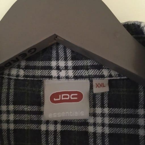 Skjorte, JDC, str. XXL, God men bru