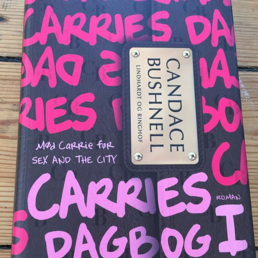 Carries dagbog, Bandage Bushnell, genre: roman