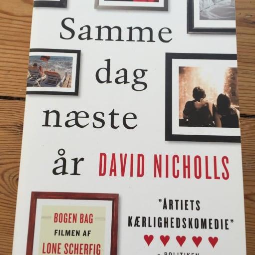Samme dag næsteår, David Nicholls, genre: roman