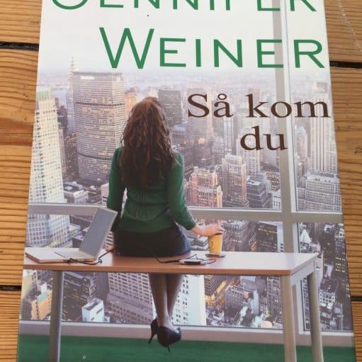 Så kom du, Jennifer Weiner, genre: roman