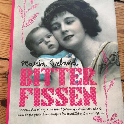 Bitter fissen, Maria Sveland, genre: roman