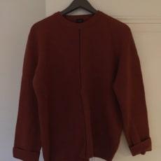 Sweater, Ukendt, str. 38, Uld, God men brugt