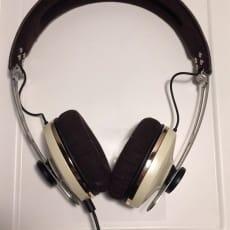 HiFi  DJ hovedtelefoner, Sennheiser, Momentum 2.0 On-Ear i Ivory, Perfekt, Købt for ca. 1 år sid.