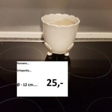 Urtepotte - Ø - 12 cm.