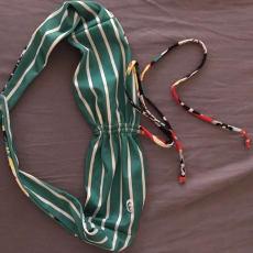 Badetøj, Bikini som kan vendes, Købt i Argentina, str. SM, Ubru