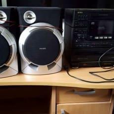Miniradio, Andet, Aiwa, God, har den her aiwa radio der er til cd´er og kassettebånd kan også spi.
