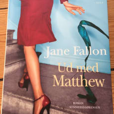 Ud med Matthew, Jane Fallon, genre: roman