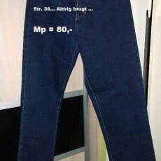 Jeans, -, str. 38