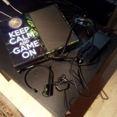 Xbox One, 500MB, Perfekt, har den her xbox one som jeg aldrig har brugt da jeg bruger ps4pc mere.