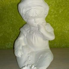 Gibs Figur, Ca. 25 cm