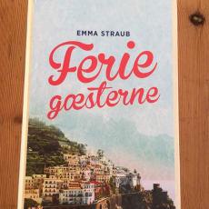 Ferie gæsterne, Emma Straus, genre: roman