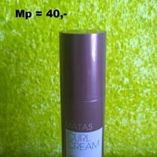 Hårpleje og tilbehør, Matas - Curl Cream
