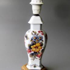 Lampe, Porcelæn