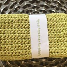 Hæklede karklude, Homemade hæklede karklude 30 kr pr stk 4 for 150 kr Haves i mange farver bed om.