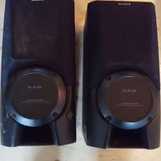 Höjtaler, Sony S.A.W SS-XB6AV