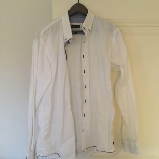 Skjorte, Signal, str. L, Næsten som