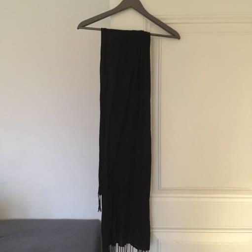 Tørklæde, Ukendt, str. Allsize, Næsten som