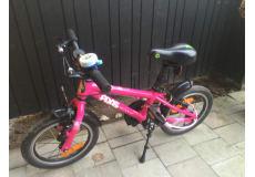 """Cykel Frog Bike 43, 14"""" - 43/14"""" Pink"""